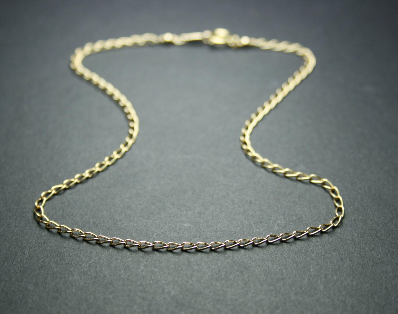 Delicate gold anklet chain anklet gold ankle bracelet gold filled anklet dainty anklet minimalist anklet summer jewellery