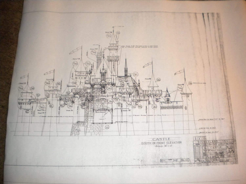 23 stunning castle blueprints house plans 55010 for Chateau blueprints