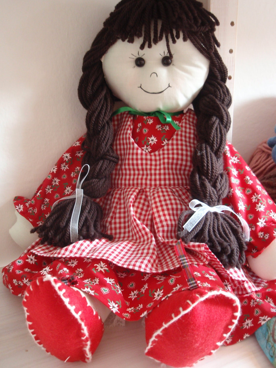 FREE KNITTING PATTERNS FOR RAG DOLLS - VERY SIMPLE FREE ...