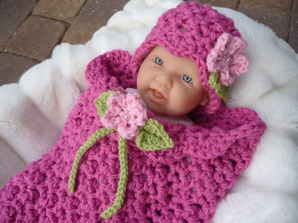 PDF Flower Girl Crochet Pattern Quick and Easy by ...