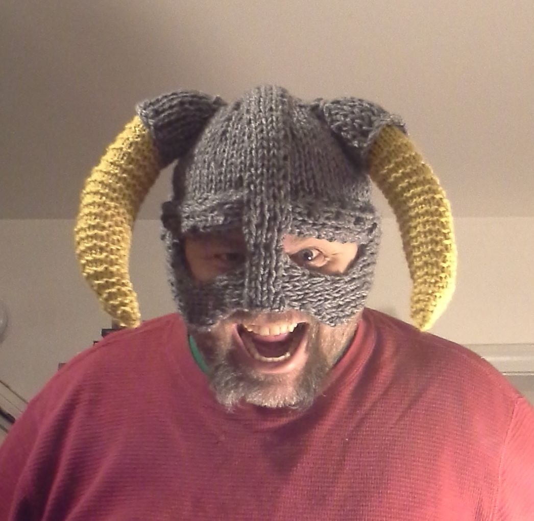 Knit Viking Hat Pattern : Unavailable Listing on Etsy