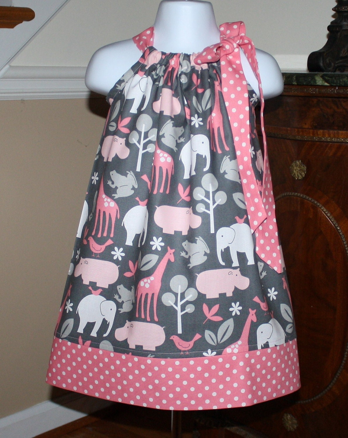 Cute Ideas For Pillowcase Dresses : Pillowcase Dress toddler dresses michael miller by BlakeandBailey