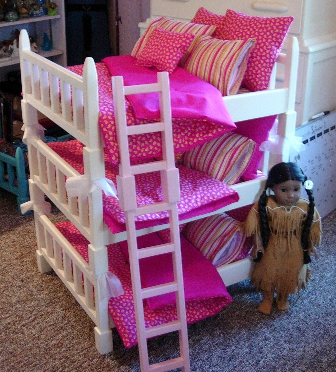 Bunk Bed Dolls: Unavailable Listing On Etsy