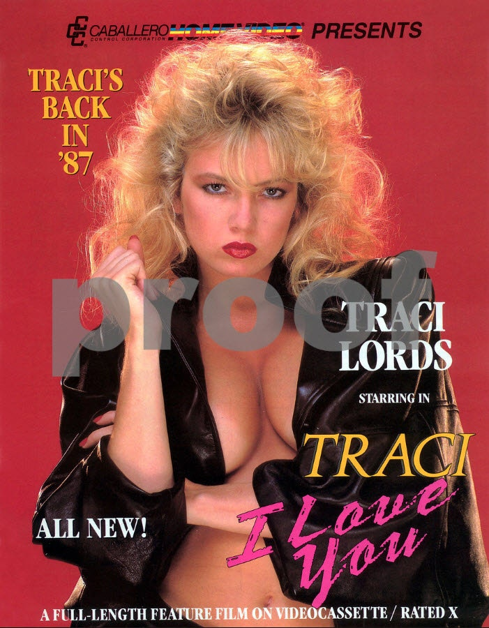 Vintage traci lords mpeg