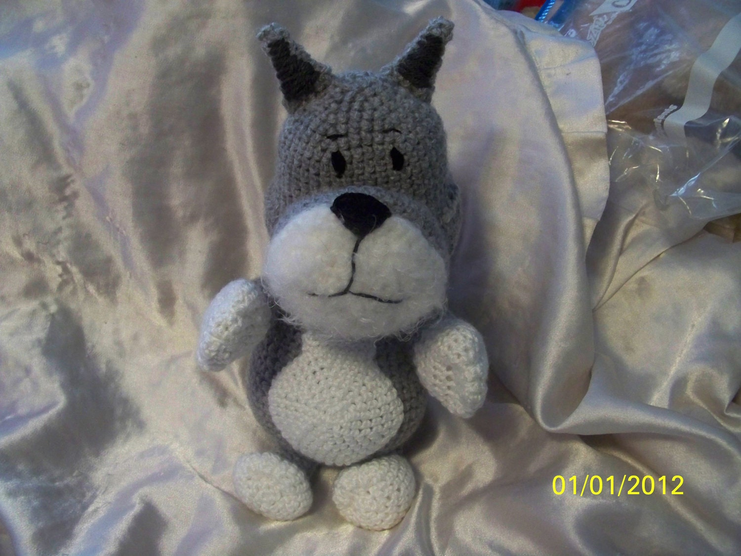 Popular items for Crocheted for Dog on Etsy