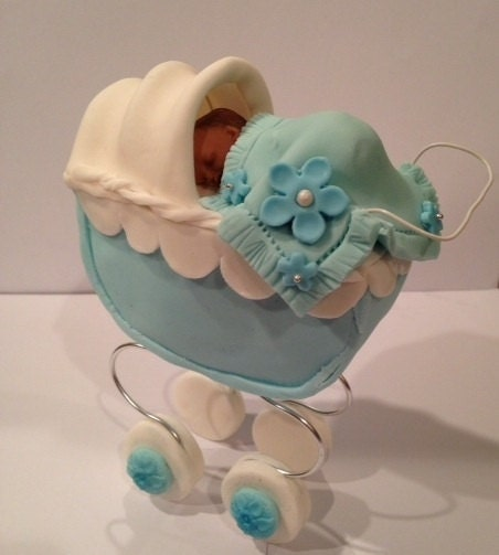 Buggy Cake Topper