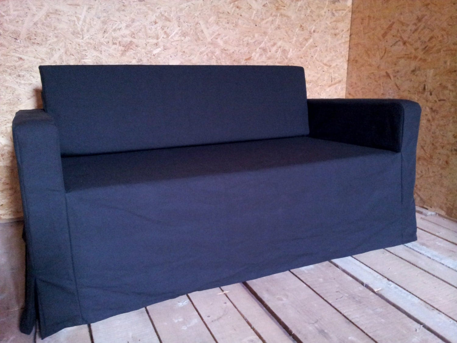 Slipcover For Solsta Sofa Bed From Ikea Strong By Kustomcovers
