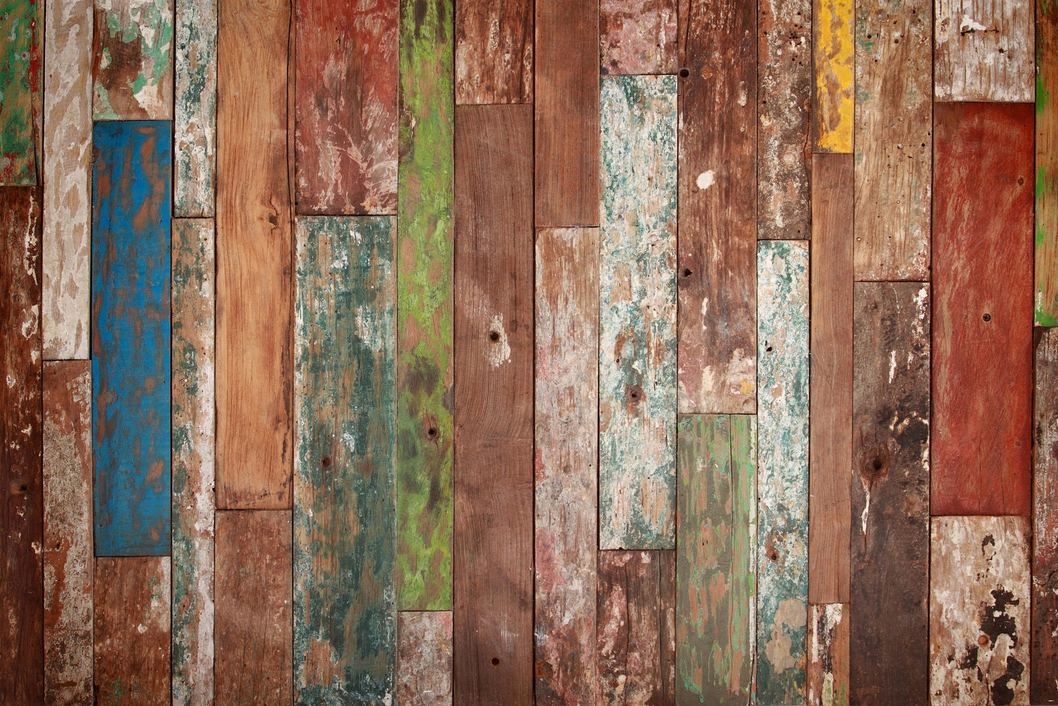 Collaged Wood 5'x5' backdrop/floordrop