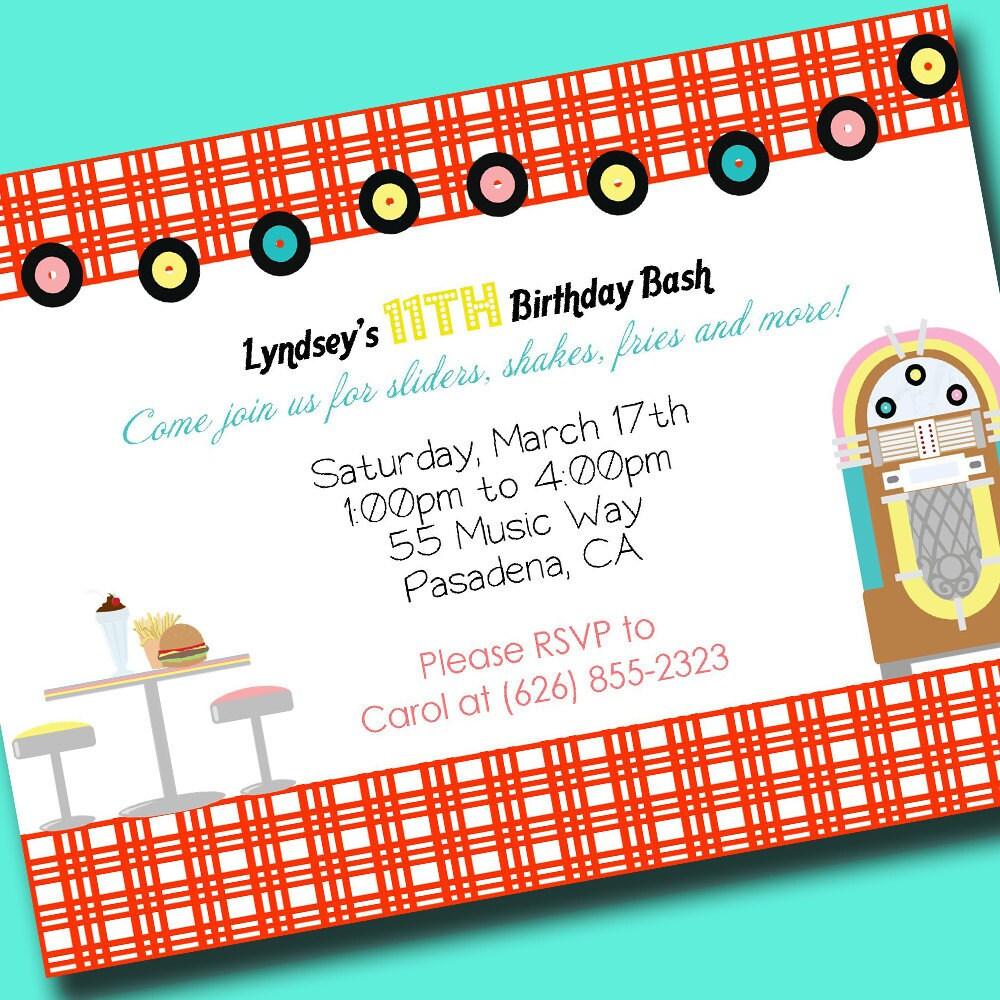 Picnic Party: Picnic Party Invitations