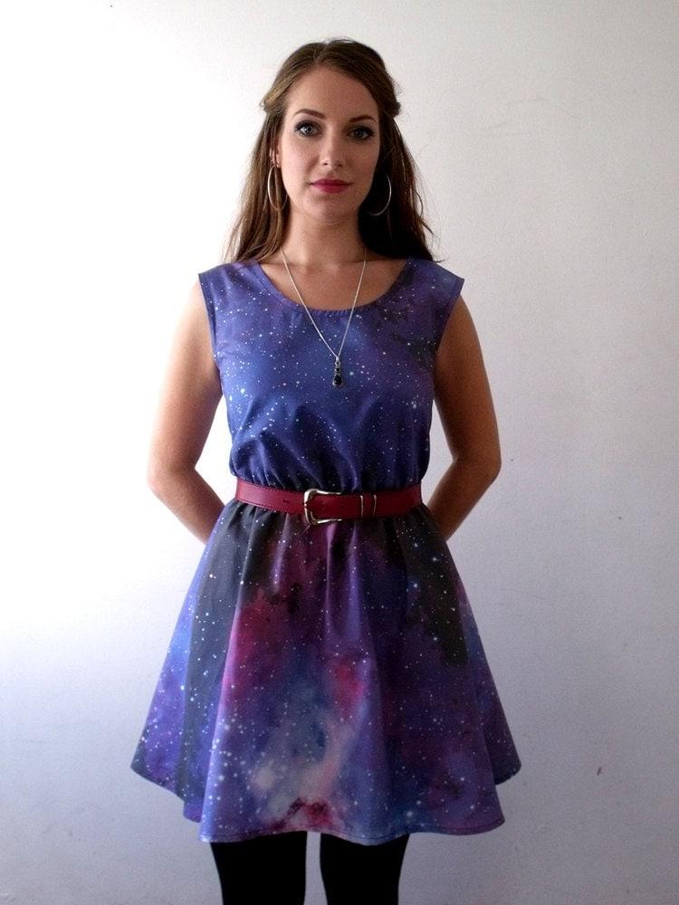 nebula dress - photo #25