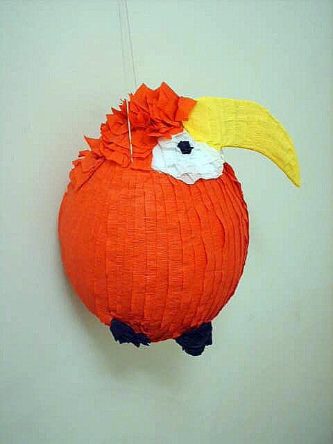Parrot Party Pinata