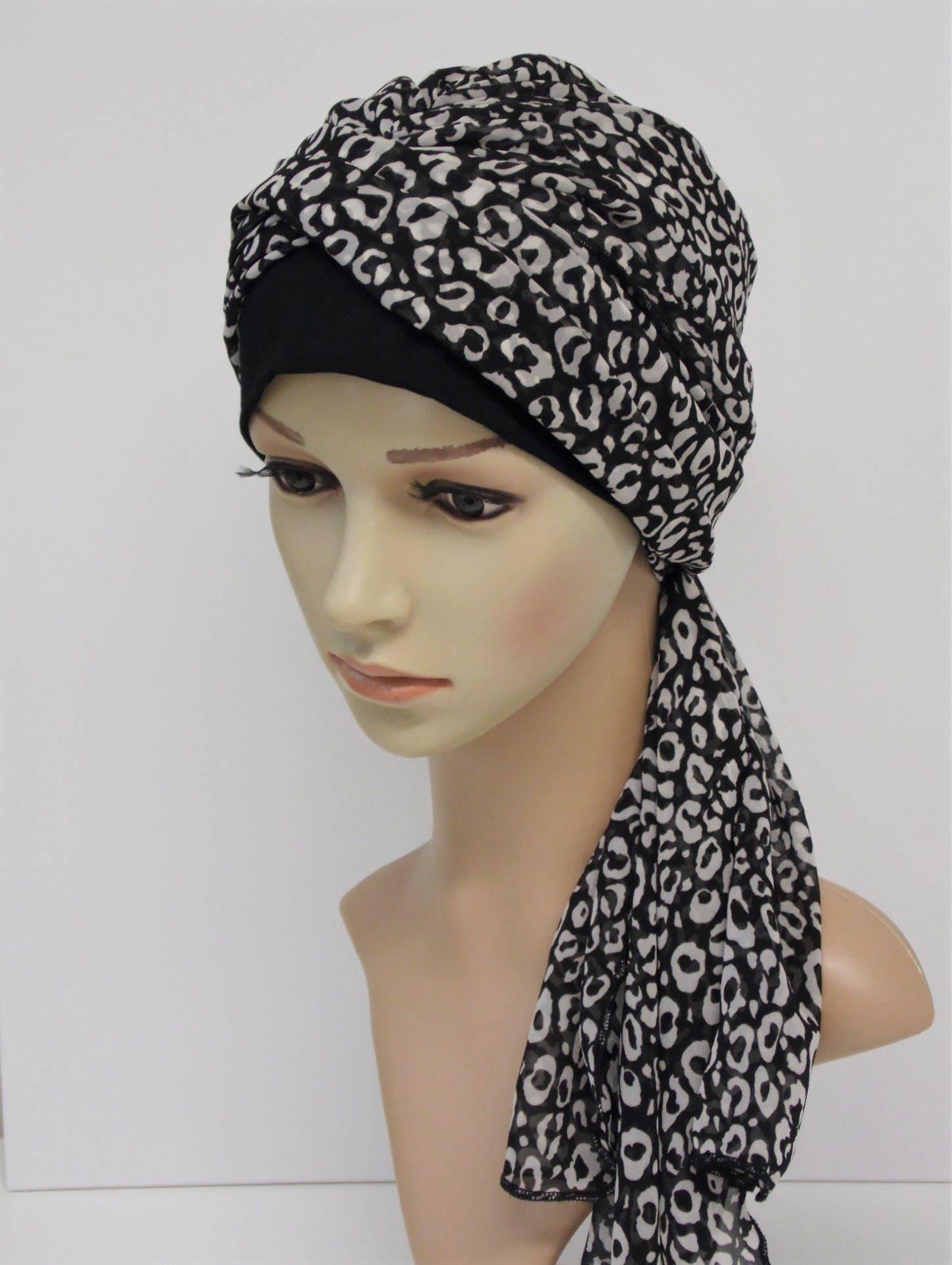 Womens ladies head wear bad hair day scarf elegant tichel full head covering comfortable head snood head scarf head wrap