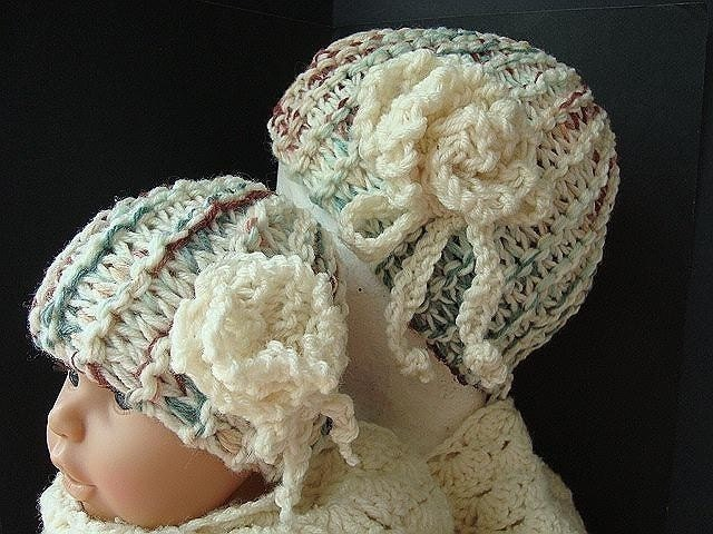 Knitting Patterns For Crazy Hats : KNITTED PATTERN CRAZY EASY BEGINNER LEVEL. pattern by Hectanooga