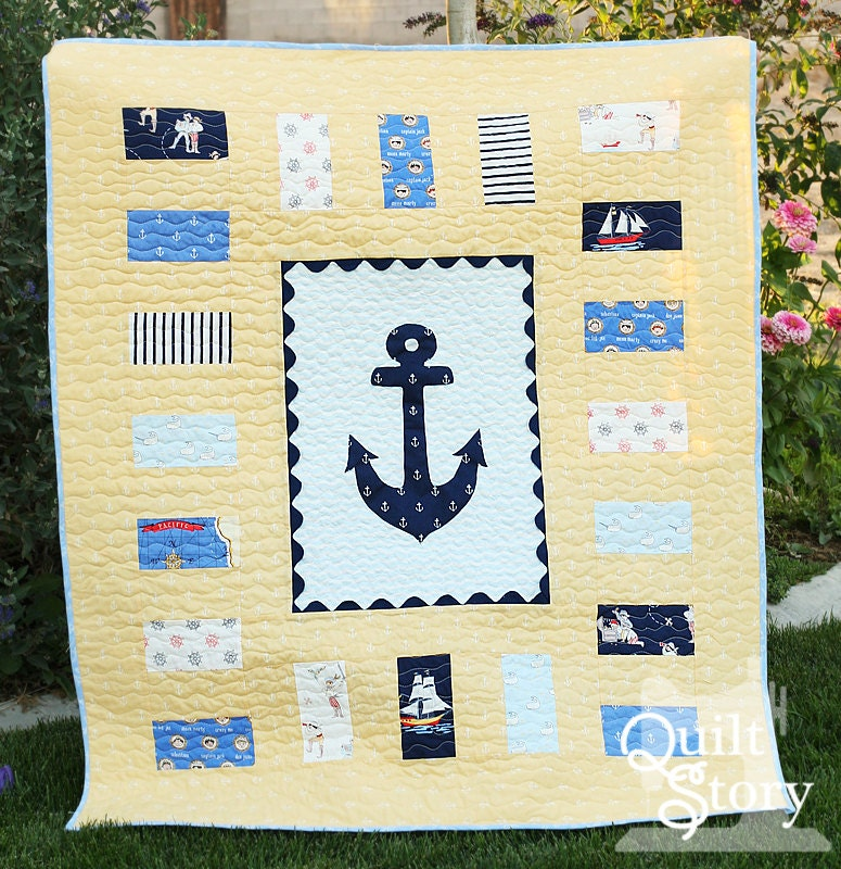 Items similar to PDF Quilt Pattern