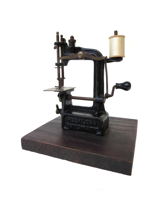 peerless sewing machine
