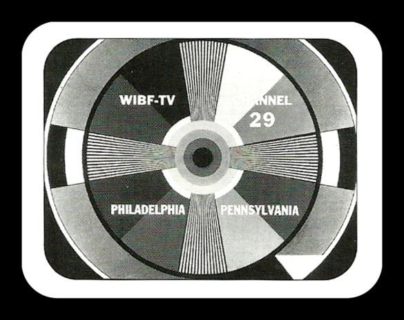 Retro Küchenradio Test ~ vintage 1950's tv television test pattern fridge by vividiom
