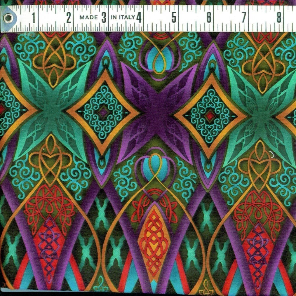 Luminosity Fabric By Paula Nadelstern 1 1 4 By