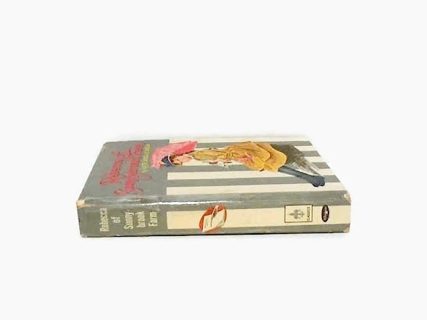 Vintage rebecca book