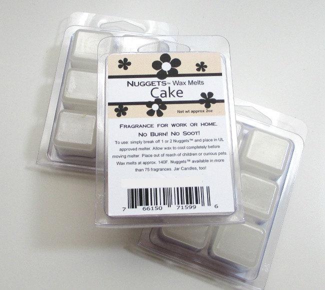 cake paraffin wax