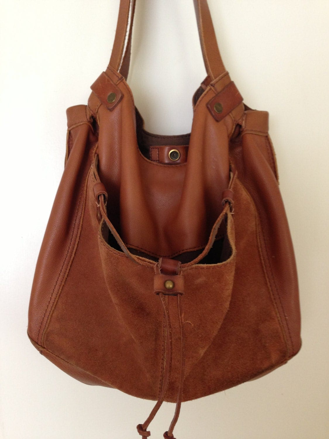 Lucky Brand Soft Caramel Brown Leather And By Justtheprettiest