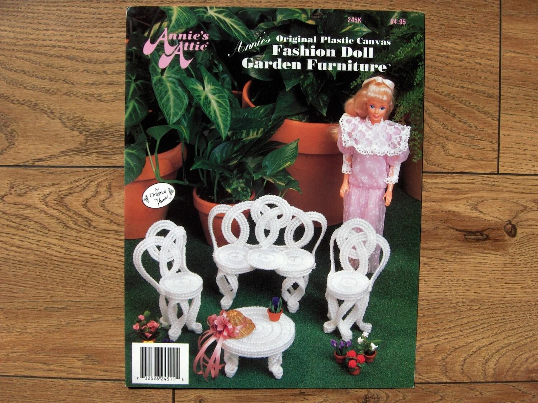 Plastic canvas fashion doll furniture patterns 100