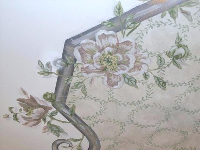 Ceiling Mural - PatMcWhorter