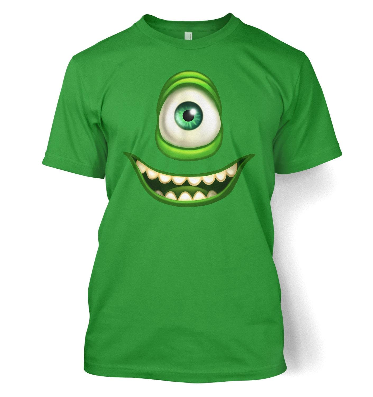 Cyclops Monster Costume mens tshirt