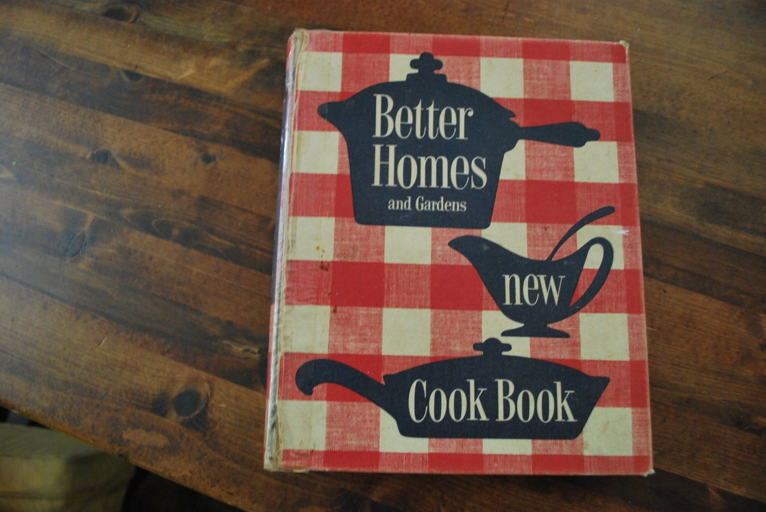 Vintage Cook Book Better Homes and Gardens by csandate on Etsy