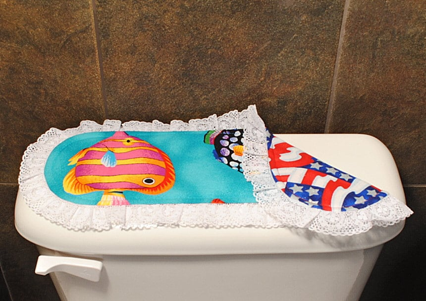 Popular items for patriotic bath decor on Etsy