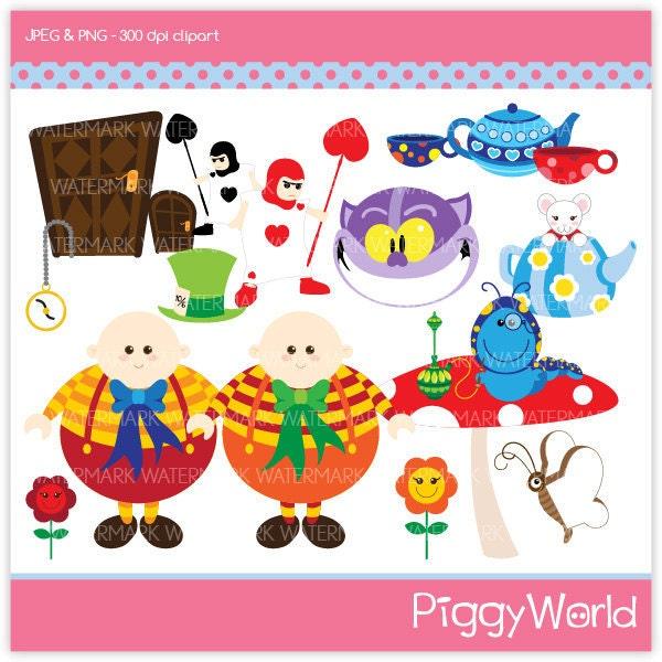 Disney Alice In Wonderland Tea Party Clip Art Il_570xn.305740125.jpg