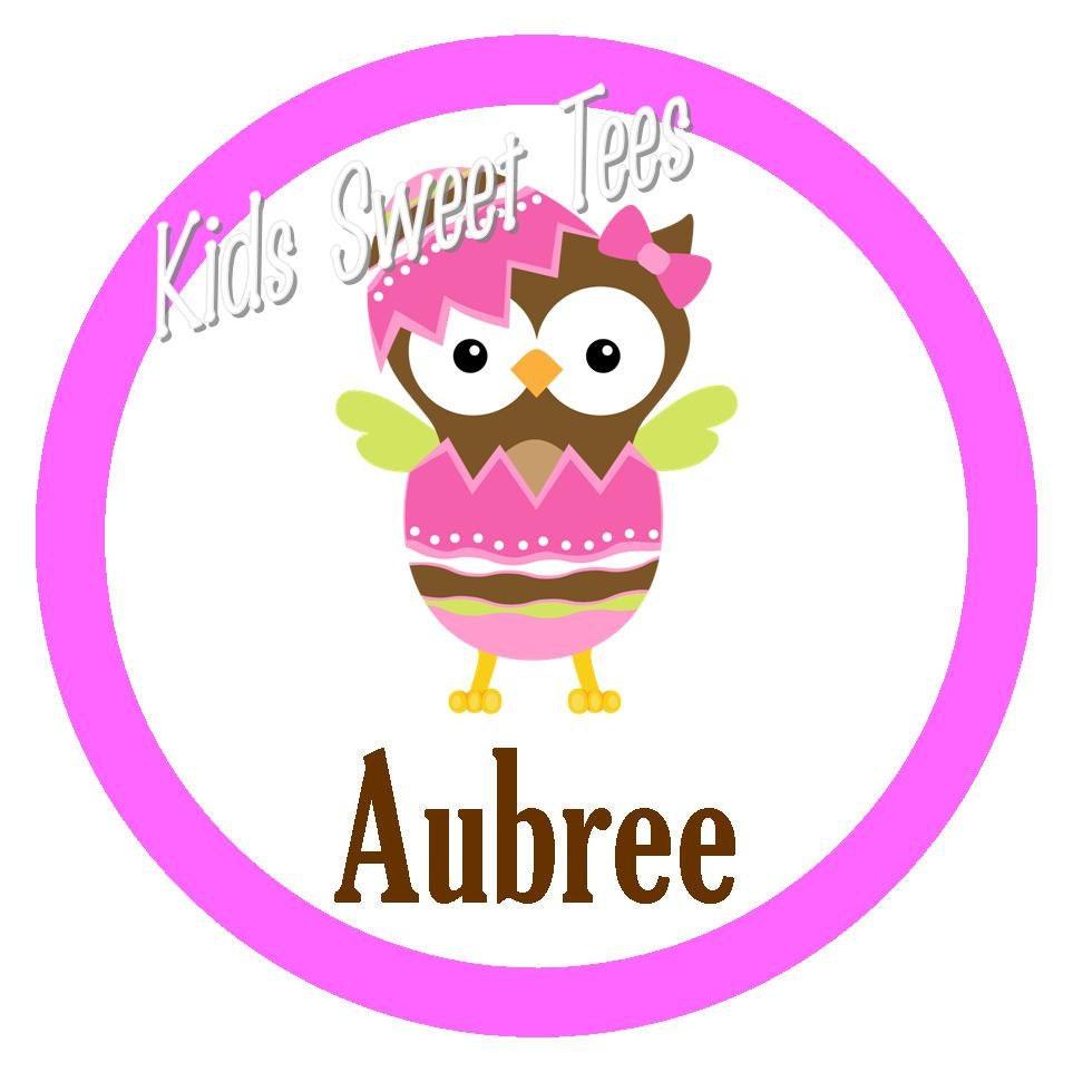Girls Easter Owl
