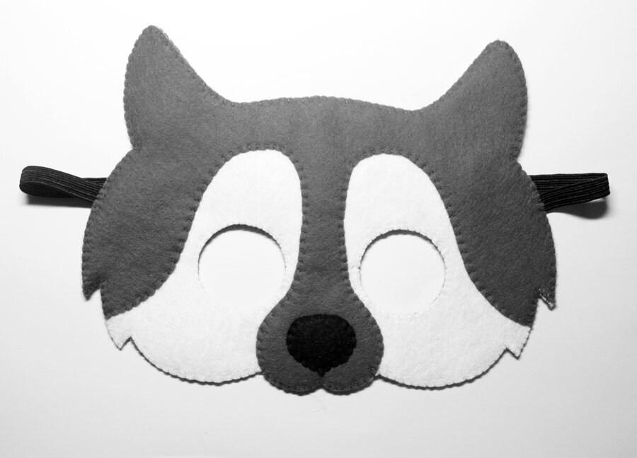 Как сделать маску из картона своими руками волк 42