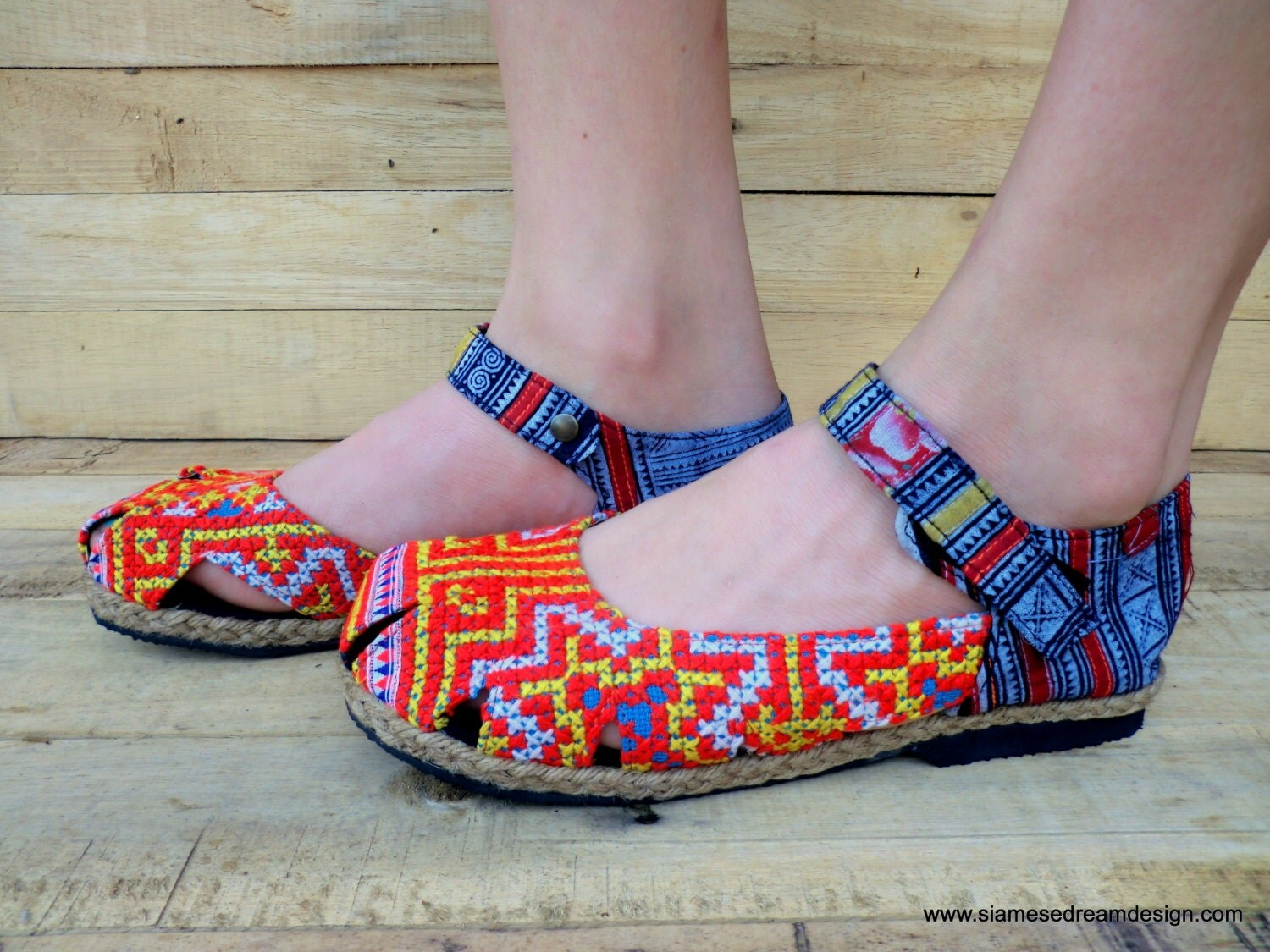Get these espadrilles on Etsy