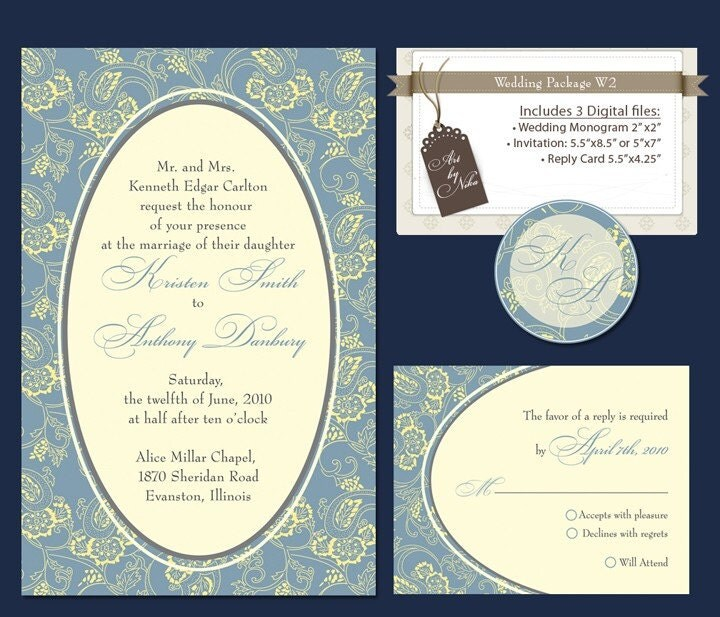 Wedding Invitations Packages Image Search Results