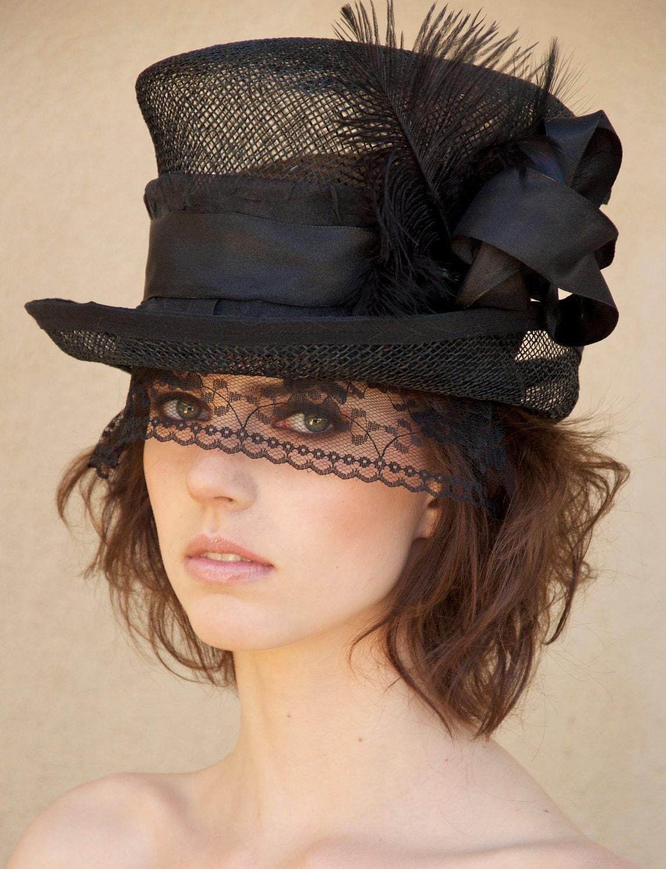 ladies victorian hats - photo #30