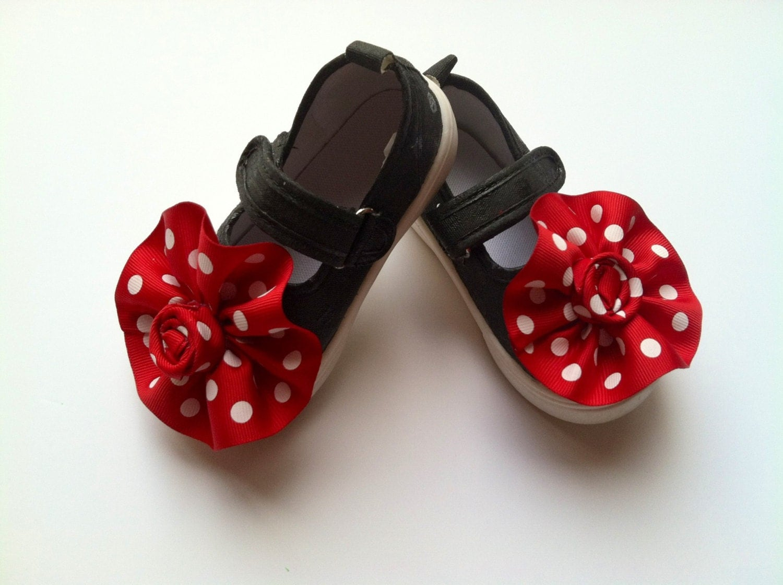 items similar to black and polka dot janes