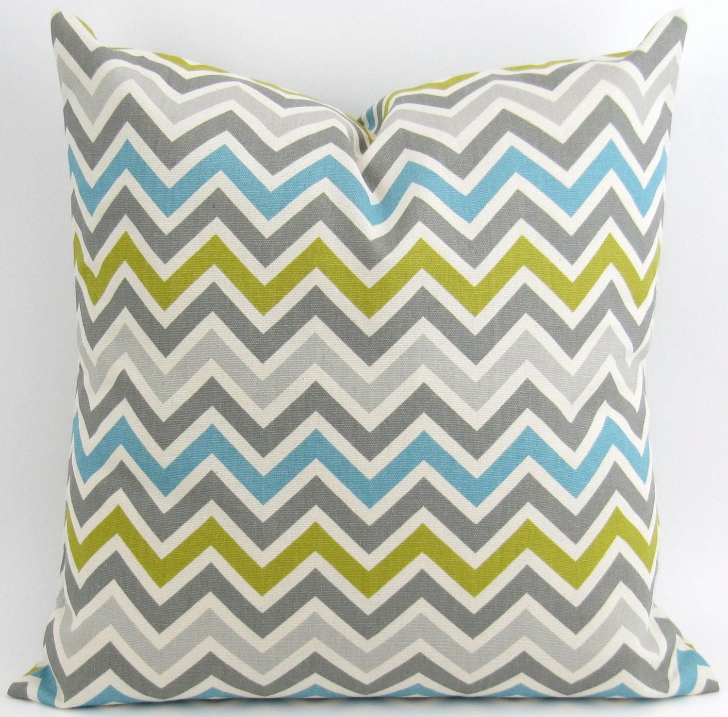 Decorative throw pillow cover 24x24 inch euro by DeliciousPillows