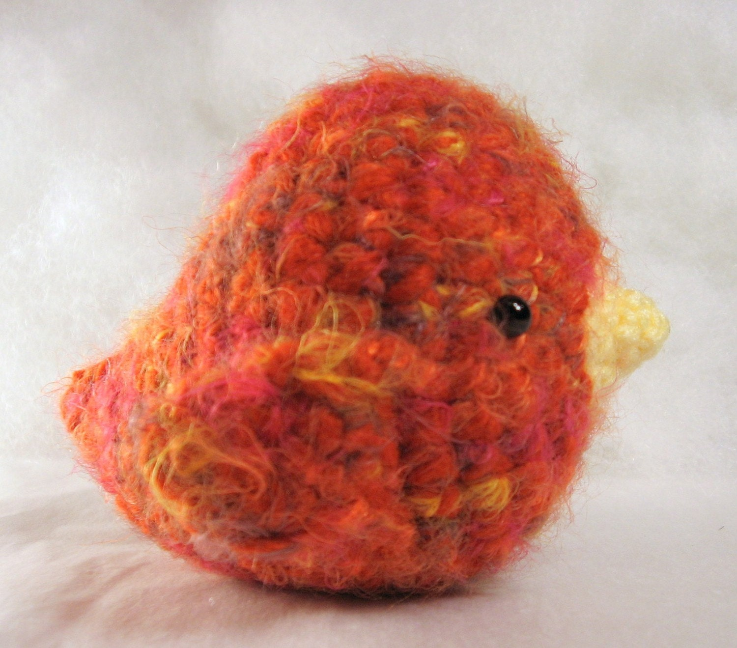 Crochet Amigurumi Birds : Amigurumi Crochet Pattern Sweet Little Birds by HomemadeZen
