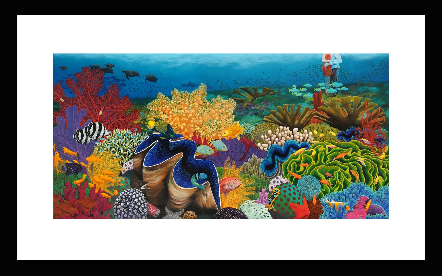 Popular items for tropical fish reef on Etsy