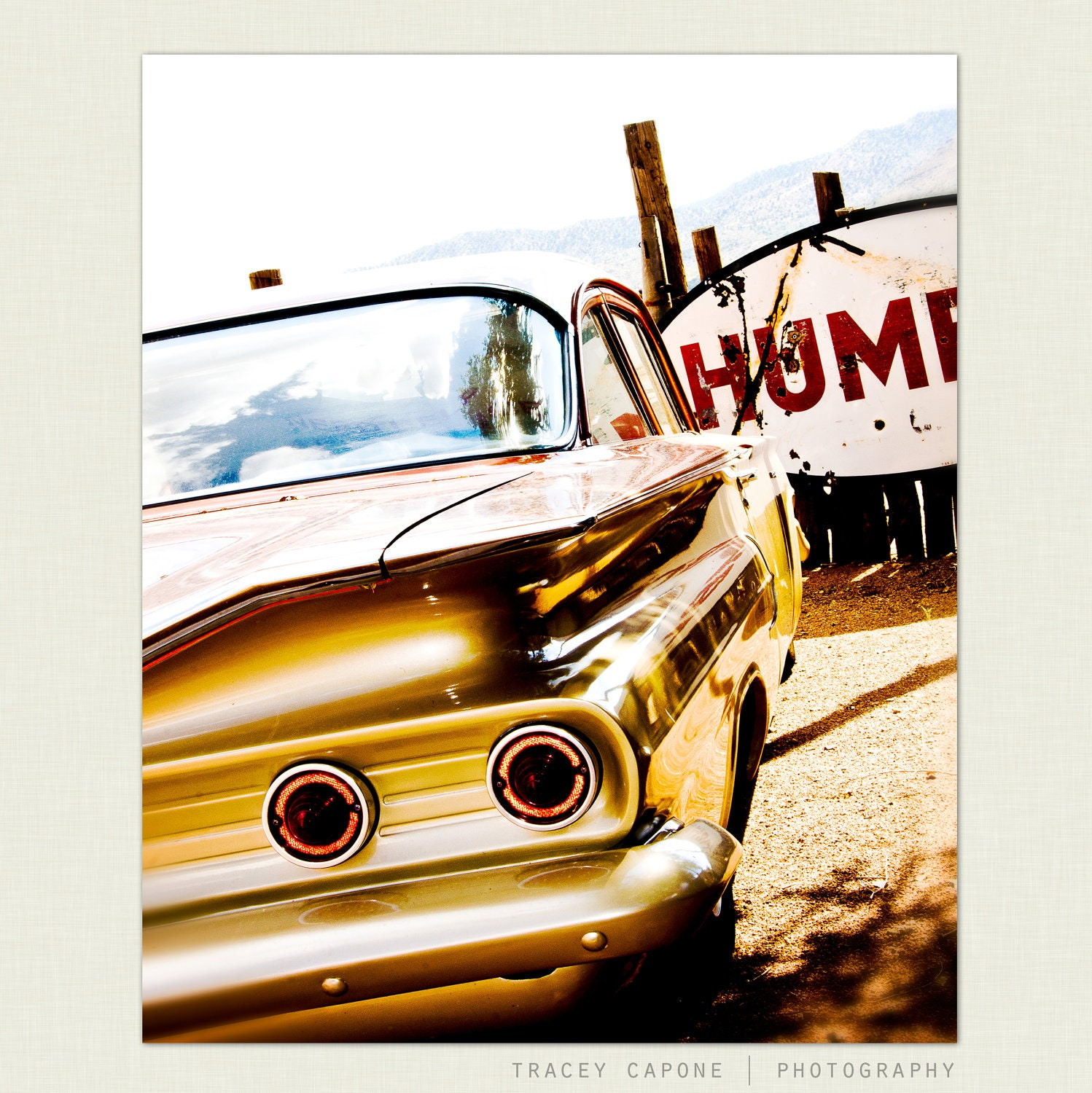 Vintage Auto Wall Decor : Photography wall decor vintage car photograph by traceycapone