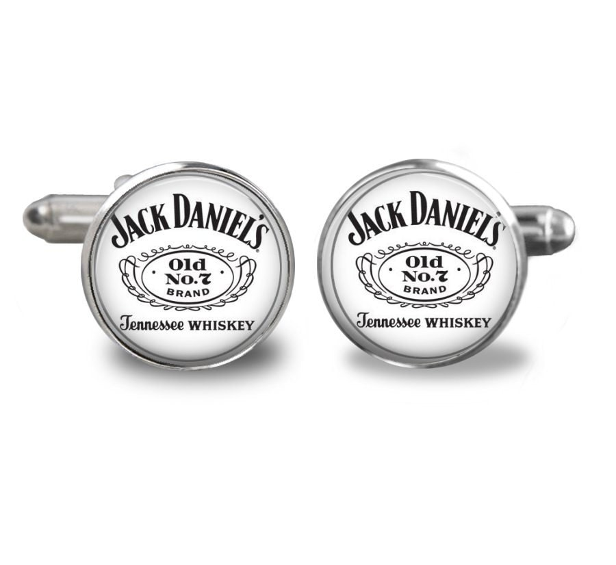 JD Jack Daniels Whiskey Mens Cuff Links Cufflinks WeddingGroomGroomsmenFathers Day Birthday Gifts for Him  UK