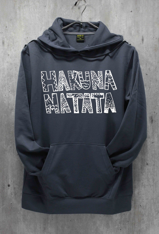 Hakuna Matata Shirt The Lion King Shirt Hoodie Hoodies Sweatshirt