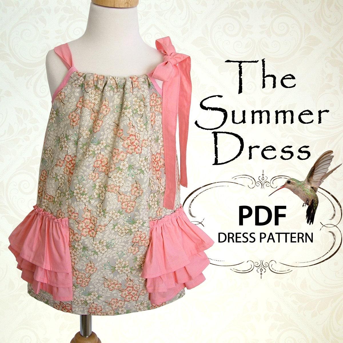 Modern dress patterns