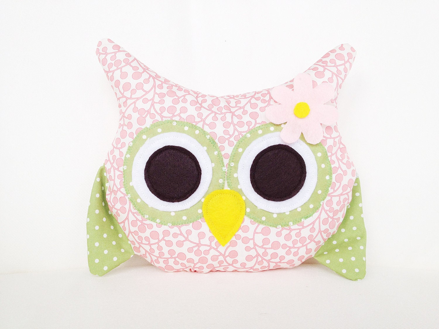 Free Printable Owl Pillow Pattern Otis The Owl Patterns