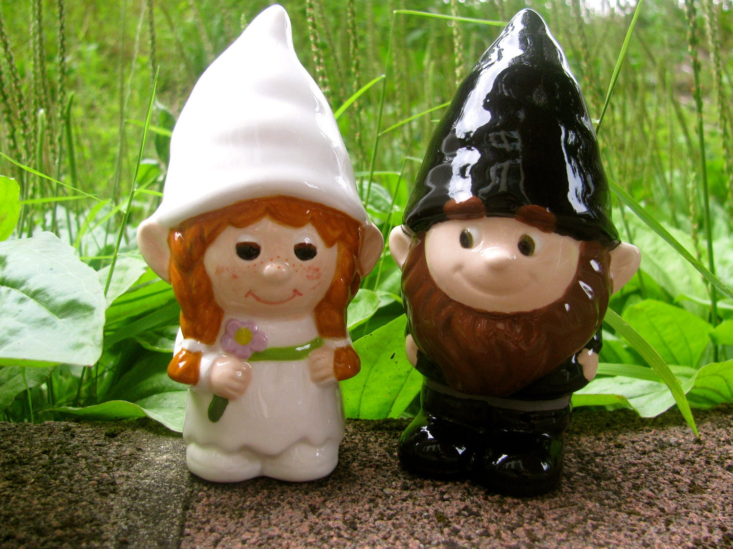 Pin pin gnome cake topper decorations by themorosebee on for Gnome 3 decoration fenetre