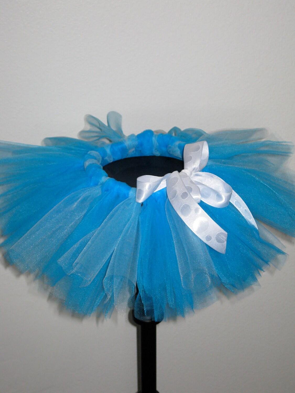 Blue Baby Tutu