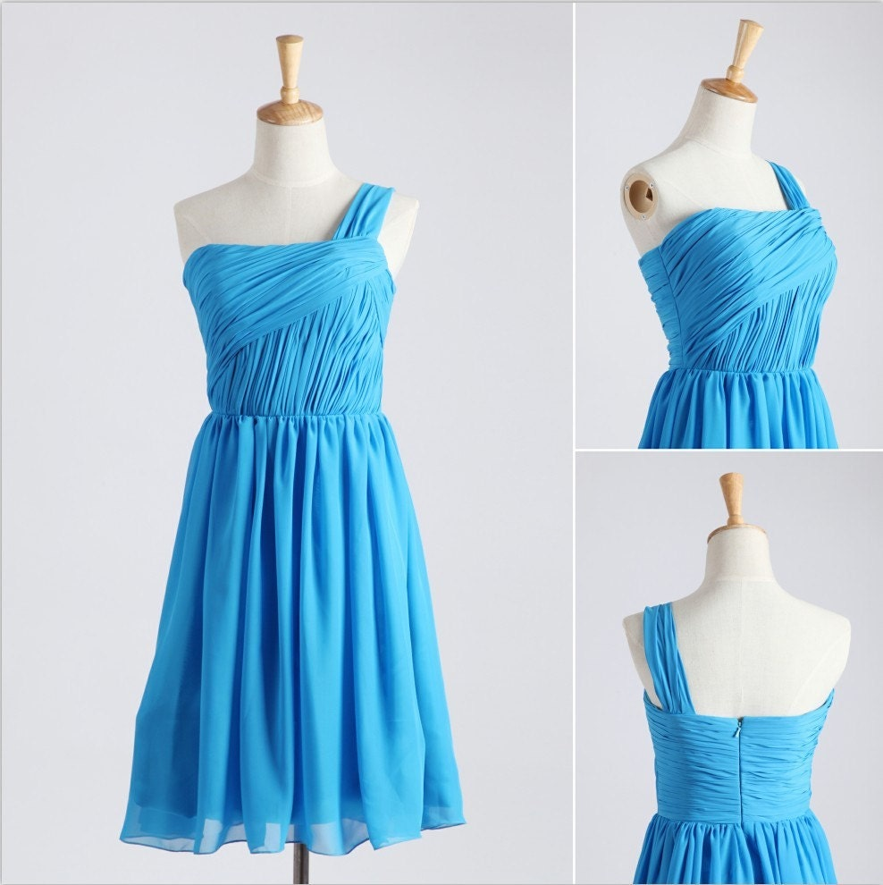 Ocean blue bridesmaid dresses the image for Ocean blue wedding dress