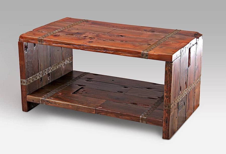 Coffee Table Rustic Coffee Table Upcycled Coffee Table Reclaimed