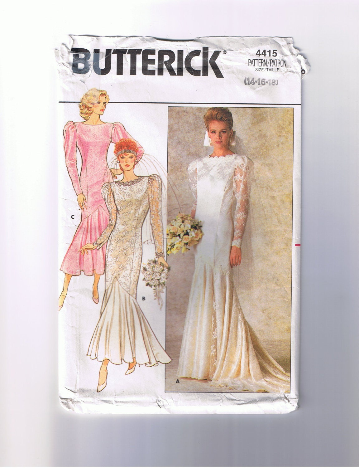 The gallery for thomas the train side view pictures Butterick wedding dress patterns