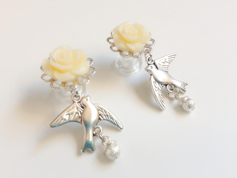 6g sparrow plugs 4g dangle plugs jewelry 2g by